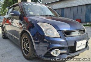 Suzuki Swift 1.5A (COE till 04/2024)