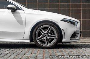 Mercedes-Benz A-Class Saloon A200 AMG Line