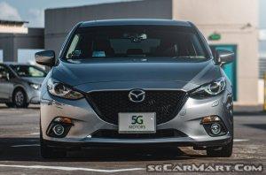 Mazda 3 HB 2.0A Sport Sunroof