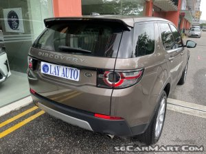 Land Rover Discovery Sport 2.0A Si4 HSE 7-Seater Sunroof