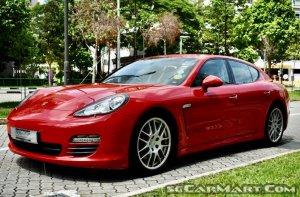 Porsche Panamera 3.6A PDK (COE till 04/2031)
