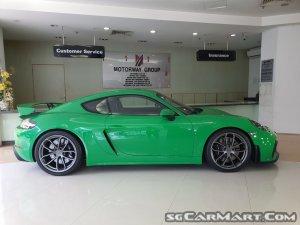 Porsche 718 Cayman GT4 4.0M