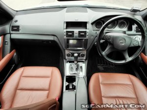 Mercedes-Benz C-Class C180 CGI (COE till 06/2030)