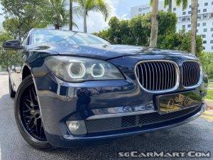 BMW 7 Series 730Li Sunroof (COE till 08/2030)