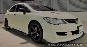 Honda Civic 1.8A VTi-S (COE till 03/2022)