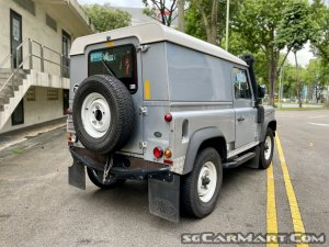 Land Rover Defender 90 Puma (COE till 04/2031)