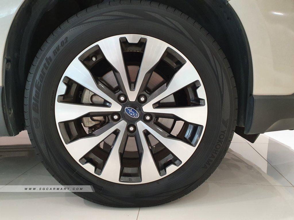 2016 Subaru Outback 2.5i-S Sunroof