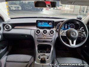 Mercedes-Benz C-Class C160 Avantgarde