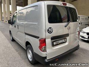 Nissan NV200 1.5M (COE till 04/2026)