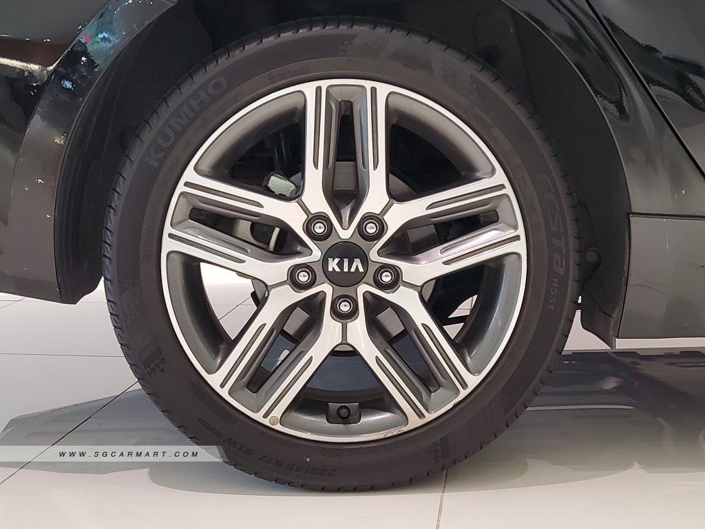 2019 Kia Cerato 1.6A GT Line Sunroof