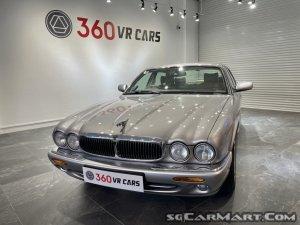 Jaguar XJ8 3.2A LWB (COE till 02/2029)