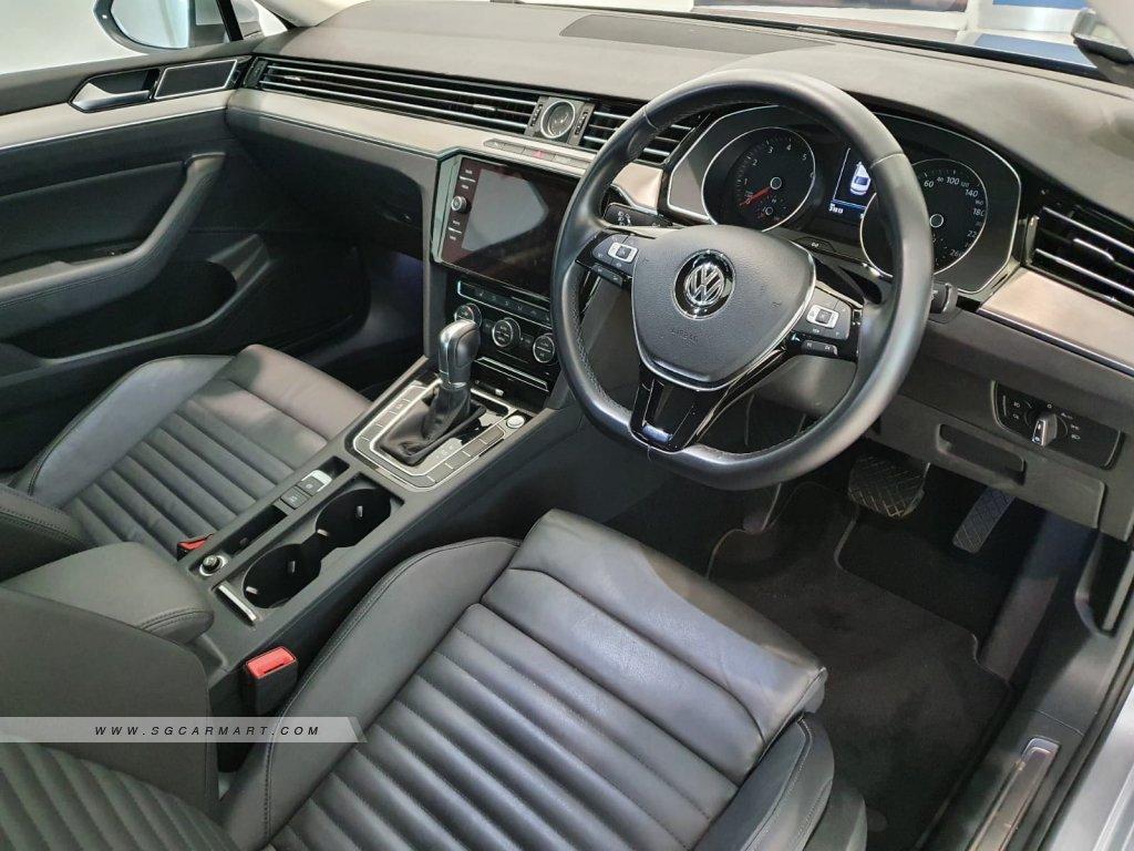2020 Volkswagen Passat 1.4A TSI