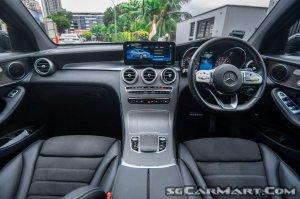 Mercedes-Benz GLC-Class GLC300 Coupe Mild Hybrid AMG Line Premium
