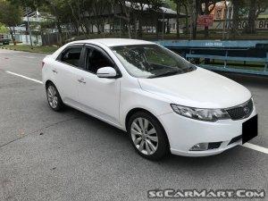 Kia Cerato Forte 1.6A SX (COE till 05/2026)