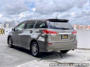 Toyota Wish 1.8A X (COE till 08/2024)