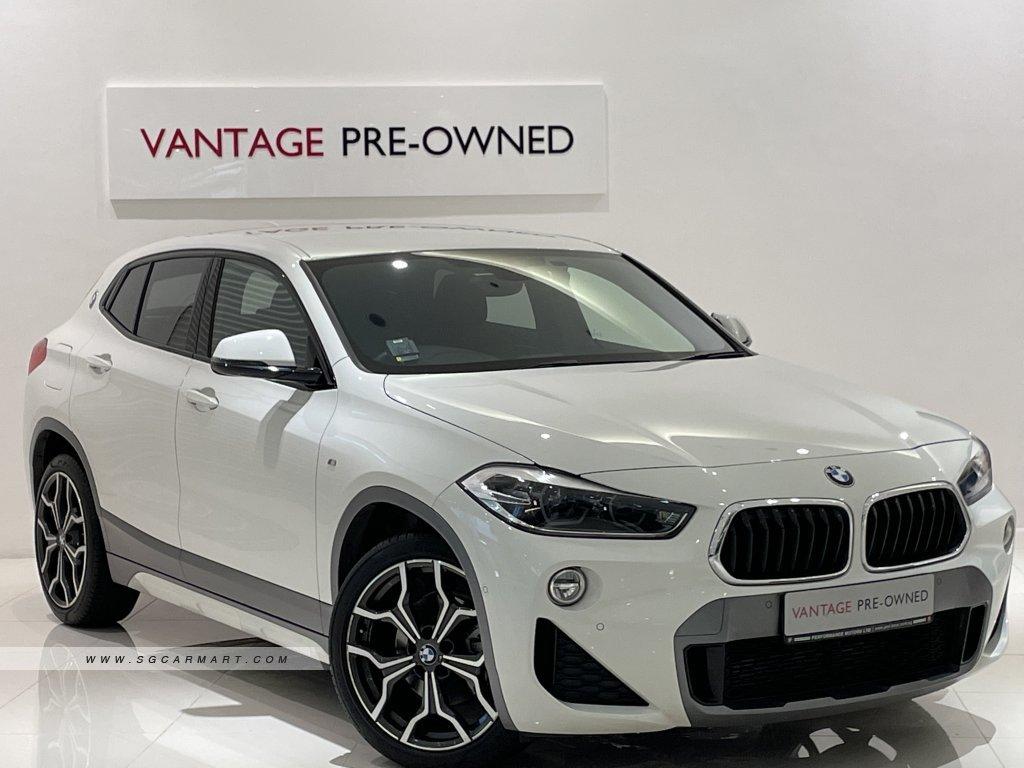 2018 BMW X2 sDrive18i M-Sport X