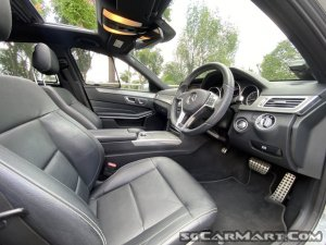 Mercedes-Benz E-Class E250 AMG Line Edition E Sunroof