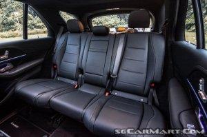 Mercedes-Benz GLE-Class GLE300d AMG Line 4MATIC Premium Plus 7-Seater
