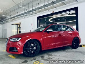Audi S3 Sportback 2.0A TFSI Quattro