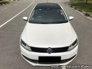 Volkswagen Jetta 1.4A TSI (New 5-yr COE)