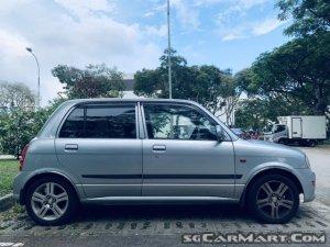 Perodua Kelisa 1.0A EZ (COE till 11/2022)