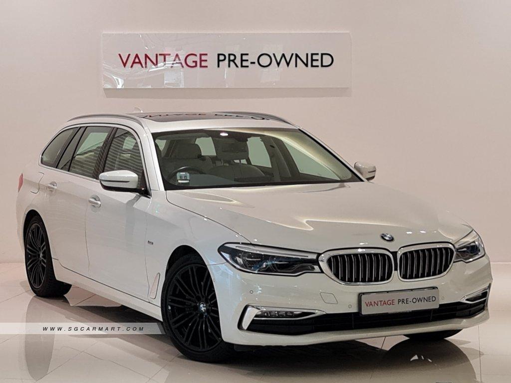 2018 BMW 520d Touring