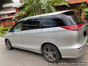 Toyota Estima 2.4A Moonroof (COE till 06/2026)