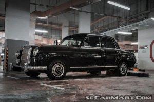Mercedes-Benz 219 Ponton