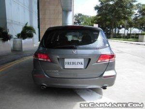 Honda Odyssey 2.4A (COE till 04/2029)