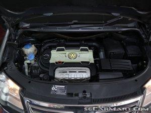 Volkswagen Touran 1.4A TSI (COE till 11/2023)