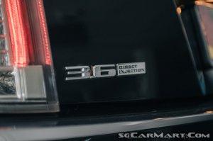Cadillac CTS 3.6A (COE till 12/2030)