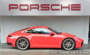 Porsche 911 Carrera Coupe 3.0A PDK