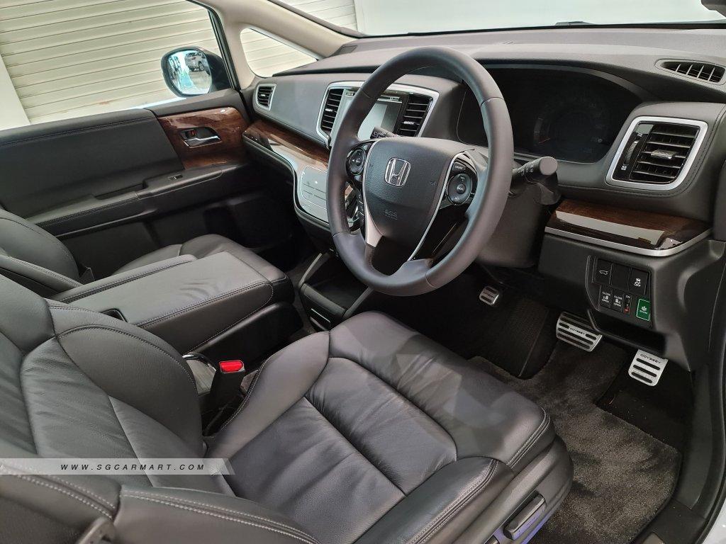2019 Honda Odyssey 2.4A EX-S