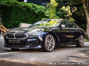 BMW M Series M850i Gran Coupe xDrive