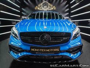 Mercedes-Benz A-Class A45 AMG 4MATIC+