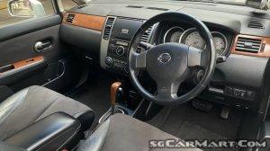 Nissan Latio 1.5A (COE till 02/2024)
