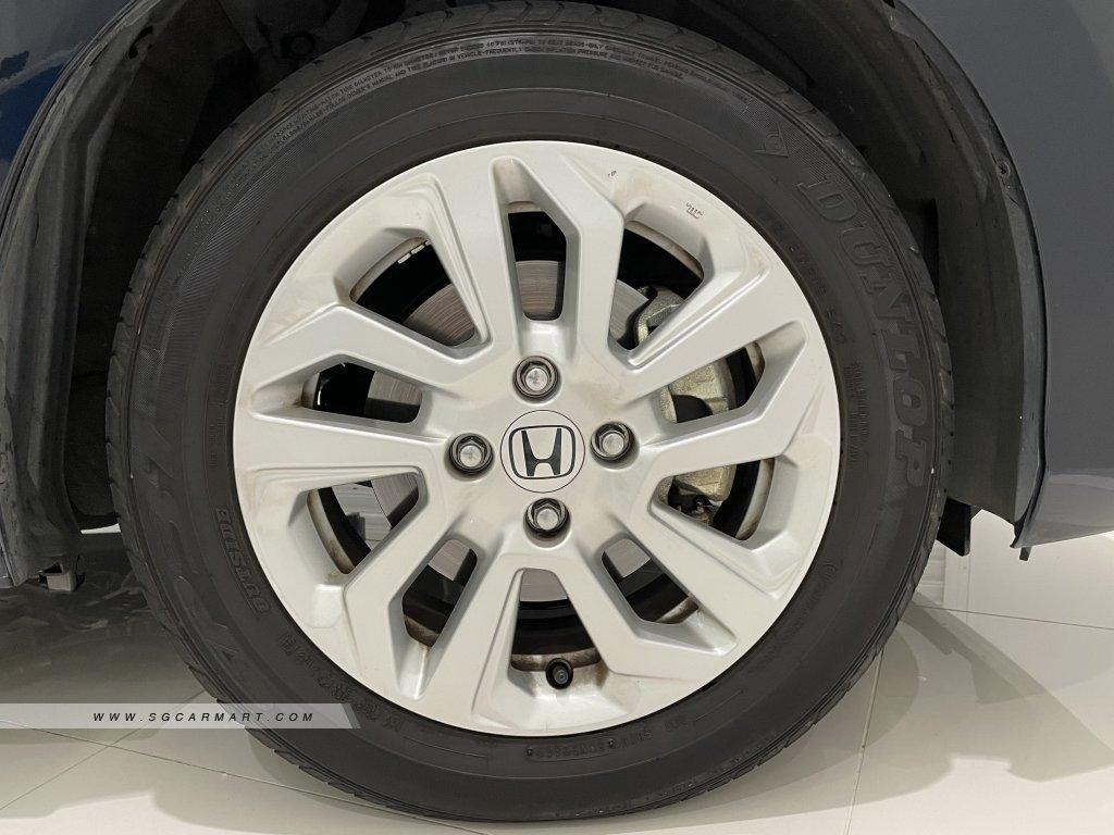 2019 Honda Jazz 1.3A