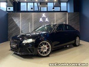 Audi A4 2.0A TFSI Quattro S-tronic S-Line (New 10-yr COE)
