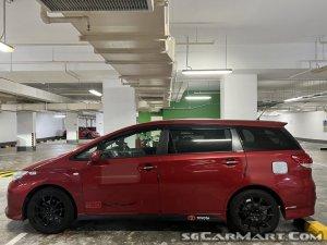 Toyota Wish 1.8A X (COE till 04/2029)