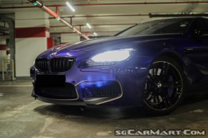 BMW M Series M6 Coupe (COE till 11/2030)