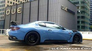 Maserati GranTurismo S 4.7A (COE till 04/2030)
