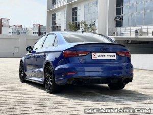 Audi S3 Sedan 2.0A TFSI Quattro
