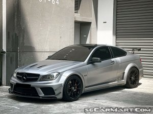 Mercedes-Benz C-Class C63 Coupe AMG Black Series (New 10-yr COE)