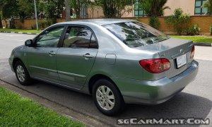Toyota Corolla Altis 1.6A (COE till 03/2022)