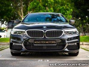 BMW 5 Series 540i M-Sport