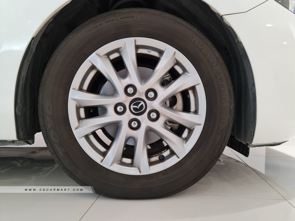 2017 Mazda 3 1.5A Sunroof