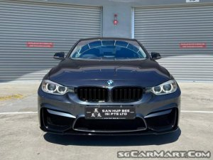 BMW 3 Series 316i (New 10-yr COE)