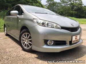Toyota Wish 1.8A X (COE till 05/2026)
