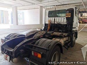 Mitsubishi Fuso Super Great FP51 (COE till 12/2030)