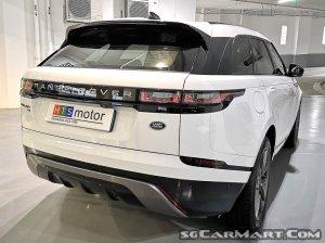 Land Rover Range Rover Velar 2.0A Si4 R-Dynamic HSE Sunroof